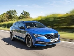 UK drive: Facelifted Skoda Superb Estate remains a car for all occasions