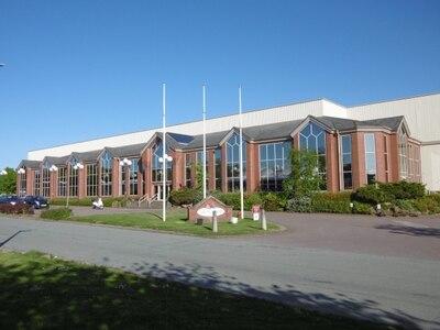 Huge Telford warehouse sold for £4.95 million