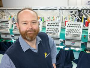James Worthington, managing director of MyWorkwear