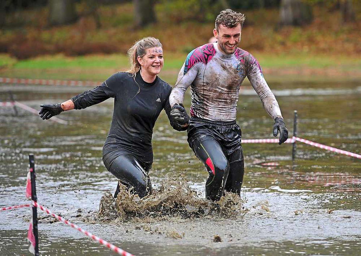 Shropshire Mud Run
