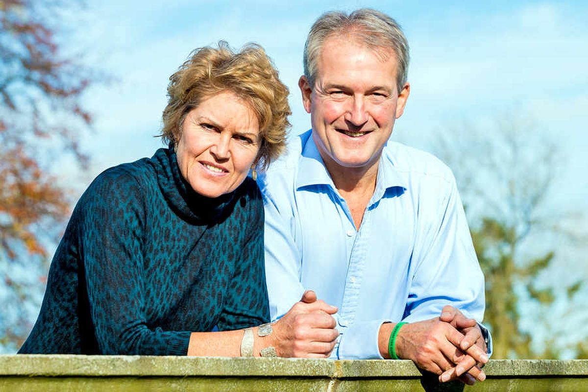 Shropshire MP Owen Paterson's wife Rose makes Who's Who