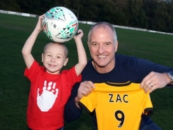 Let's back Zac: Bully calls on fans to 'chuck in a quid' – with pictures
