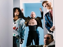 Issues to play Birmingham gig