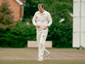 Craig Jones bowling for Quatt