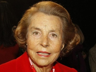 World's richest woman Liliane Bettencourt dies, aged 94