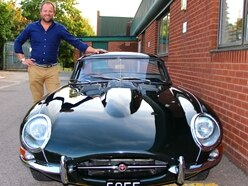 Bridgnorth man joins Jaguar jaunt to help cancer charity after father's fight