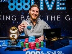Poker ace: Shrewsbury's Tom takes his winnings past £1 million mark