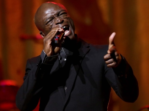 Seal, Symphony Hall, Birmingham - review and pictures