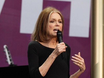 Feminist figurehead Steinem blasts Israeli PM over US congresswomen travel ban