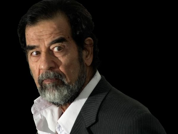 Saddam Hussein – unleashing Scuds