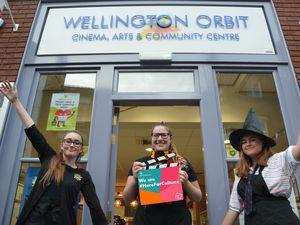 The Wellington Orbit team celebrating their Government grant