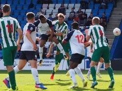 Bernard McNally: Blyth tie will be a big test for AFC Telford