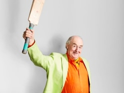 You'll be bowled over: Henry 'Blowers' Blofield talks about a life in cricket at Stafford Gatehouse