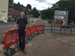 Eyesore railings in Bridgnorth 'weeks away from replacement'