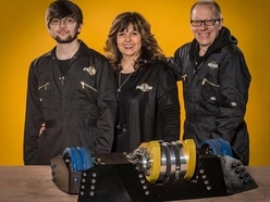 Robot Wars: Telford family gearing up for final