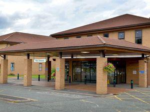 Princess Royal Hospital in Telford