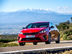 First drive: The Kia Ceed GT just about puts the 'hot' into hot hatchback