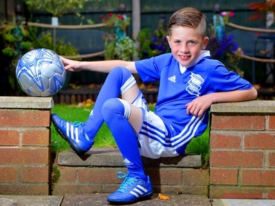 'I believe that as a nine-year-old I can bring a fresh approach': Young Telford fan applies for Birmingham City job