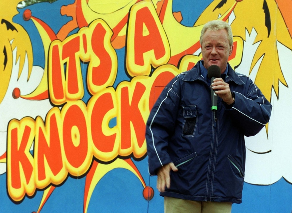 Keith Chegwin has died aged 60