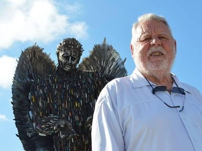 Knife Angel could be in cities across the UK