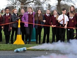 Science lesson a real blast at Shropshire school - with video and pictures