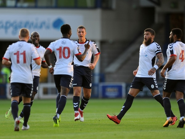 AFC Telford 2 Brackley 1 - Report and pictures