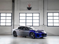Maserati marks the end of GranTurismo production with one-off example