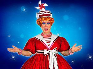 Brad Fitt will return for the Shrewsbury pantomime