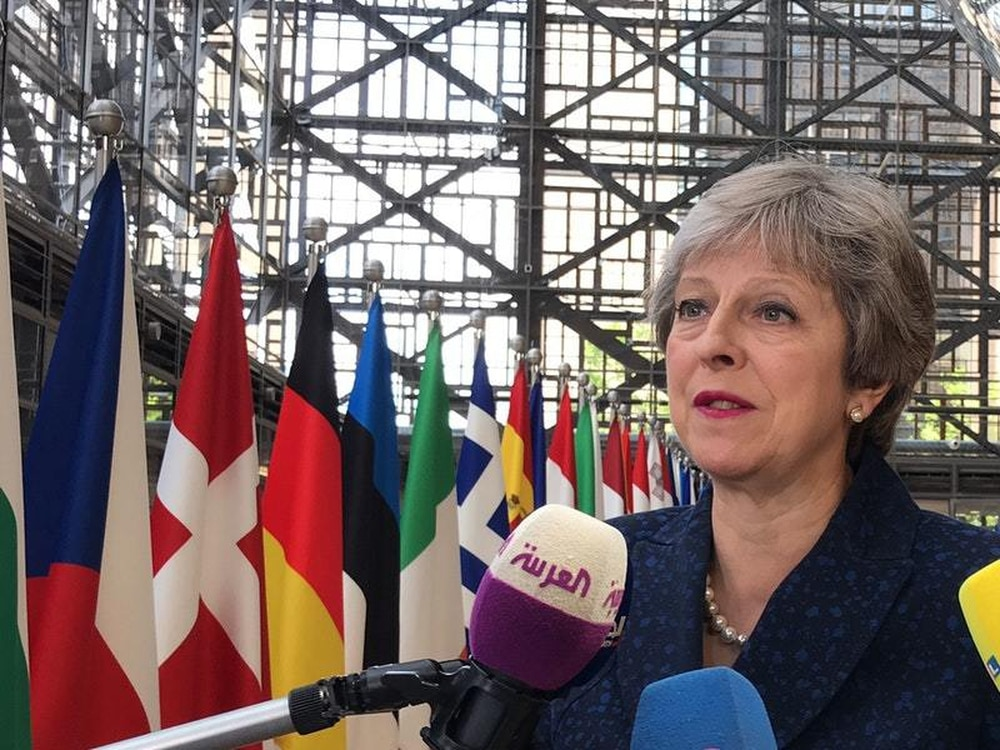 Wounded Theresa May seeks European Union compromise to save Brexit deal