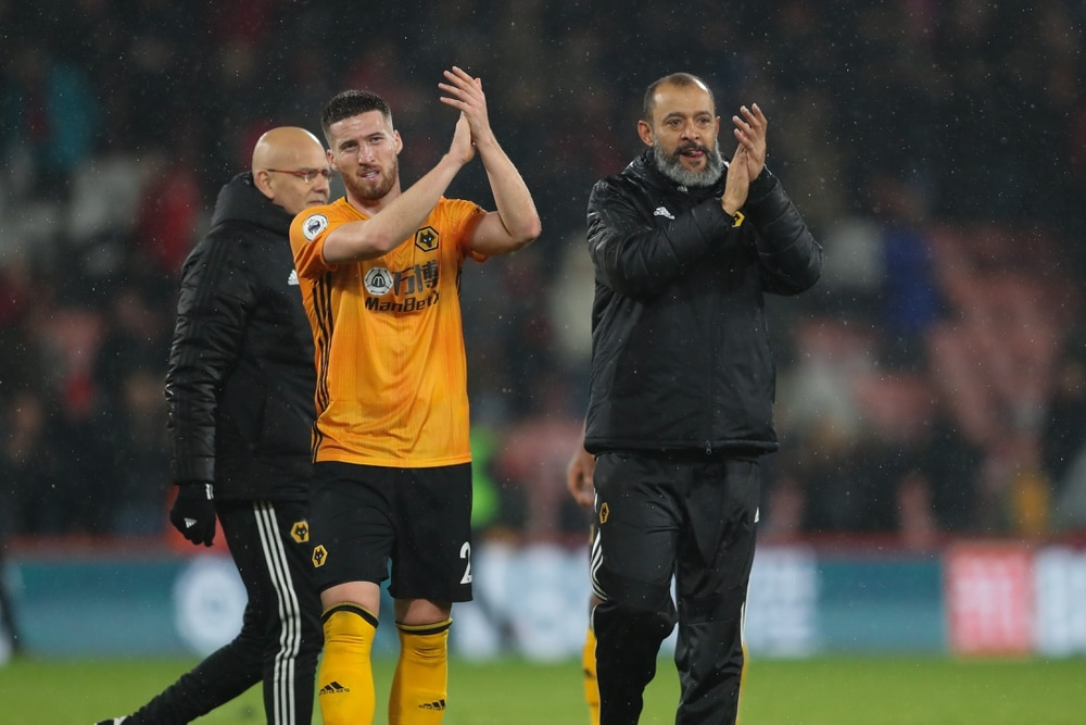 Matt Doherty believes Wolves boss Nuno has perfect managerial ...