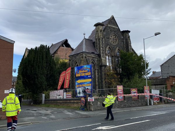 Emergency services at the Bethel Chapel