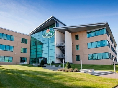 Profit growth for Arla Foods