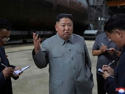 North Korea's Kim inspects newly built submarine – report