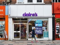 Claire's considering store closures
