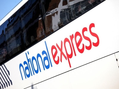 National Express buses to become emission free in 10 years