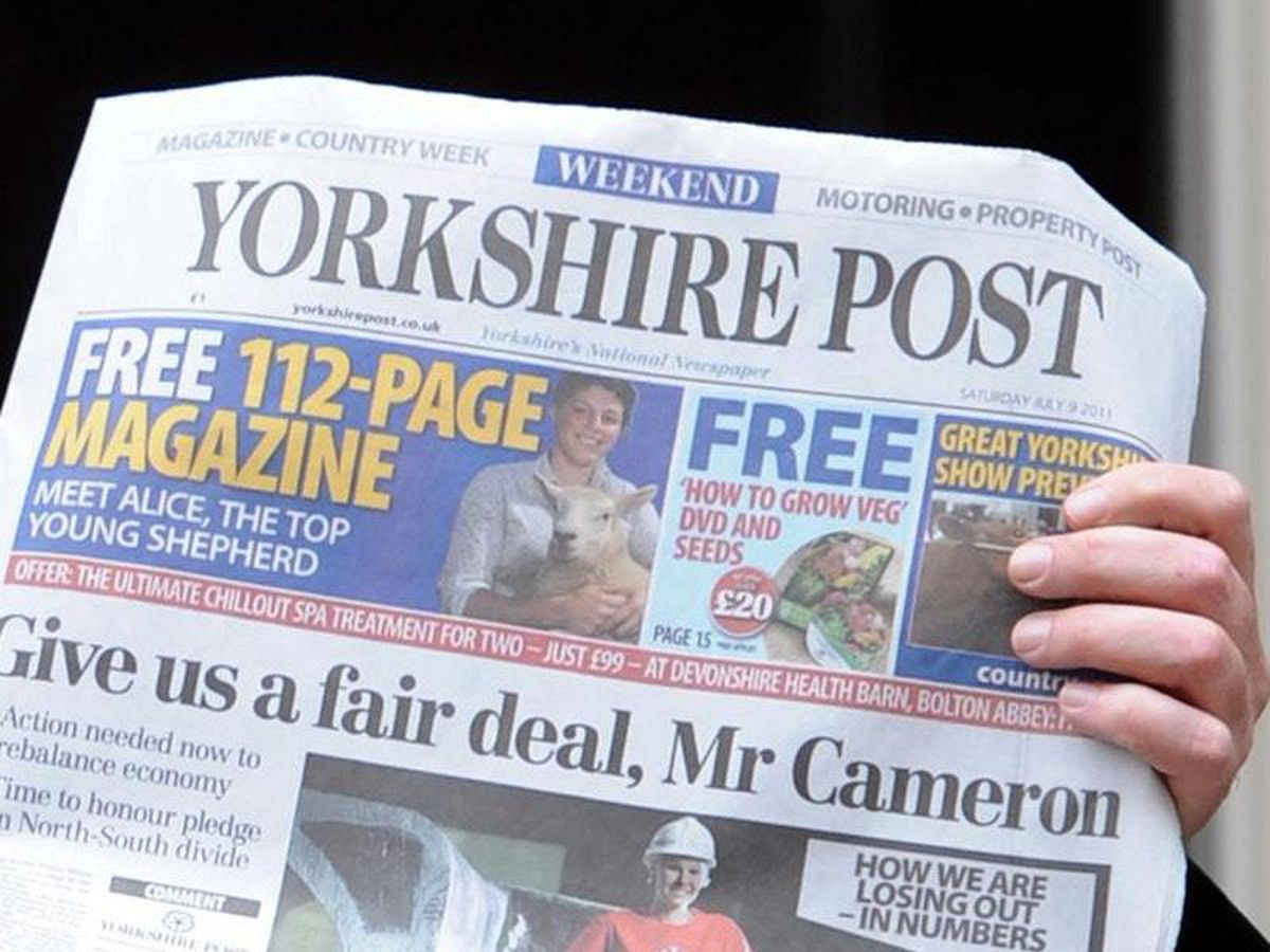 The Yorkshire Post