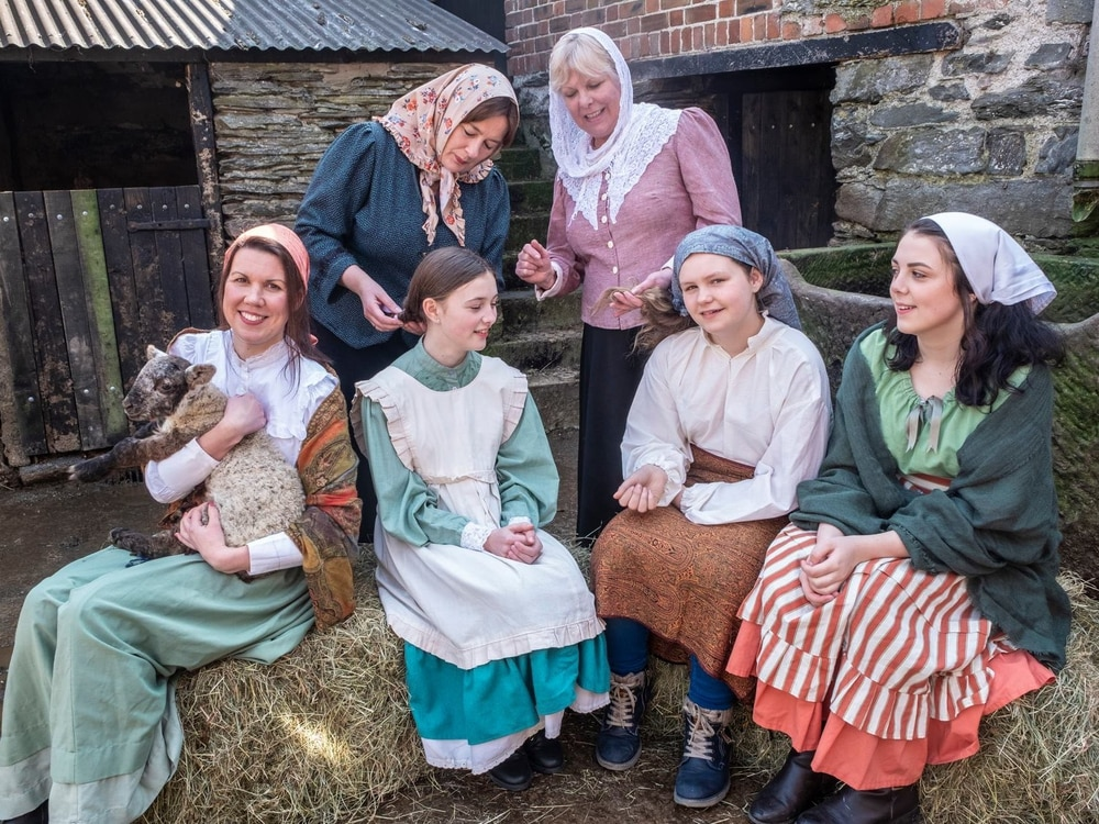 Operatic Society staging Fiddler On The Roof in Llangollen