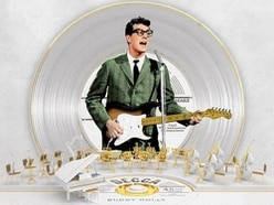 WIN: A vinyl copy of Buddy Holly's True Love Ways