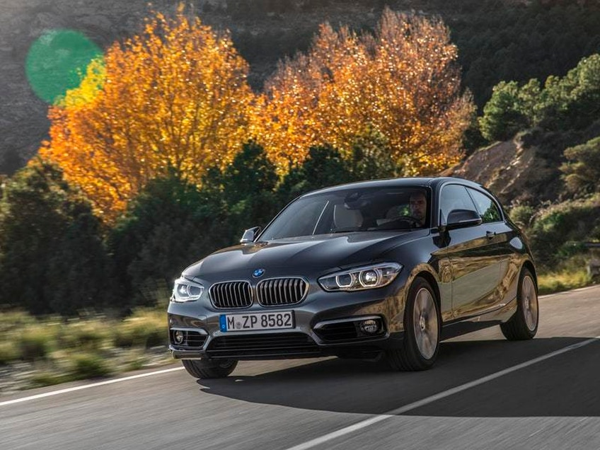 BMW's 1 Series remains a key player in the premium hatchback segment