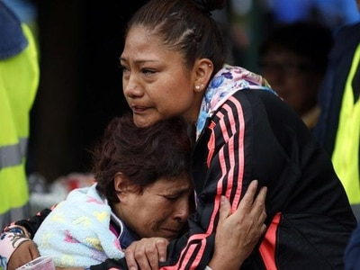 Mexico earthquake death toll reaches 293