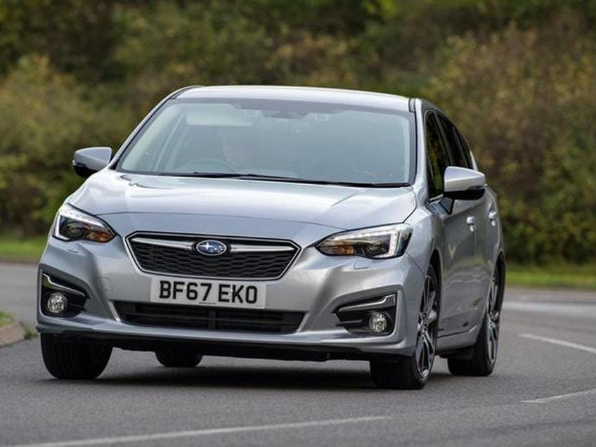 First Drive: Subaru's Impreza remains a left-field choice