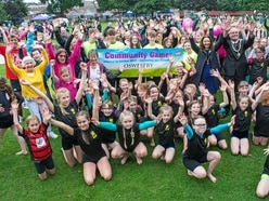 Oswestry Community Games success