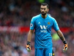 Wolves' Rui Patricio one of world's most expensive goalkeepers