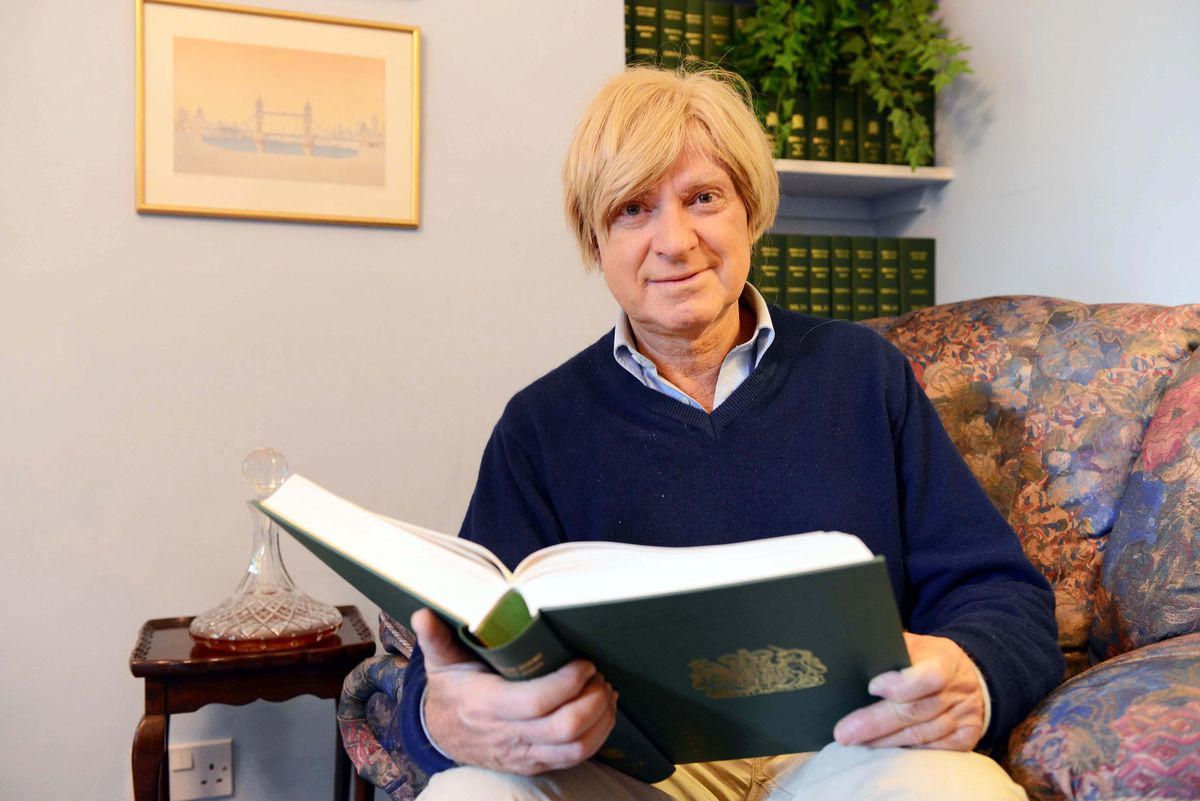 Michael Fabricant has spoken out over the route of HS2