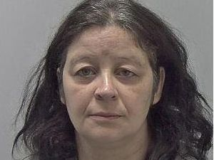 Lucy Fox killed her mother after learning the family home was being sold. Photo: West Mercia Police