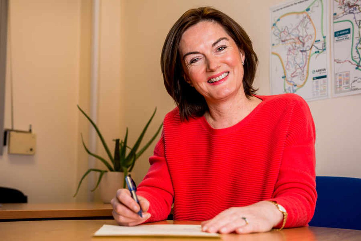 Lucy Allan MP: It is time to get back to work