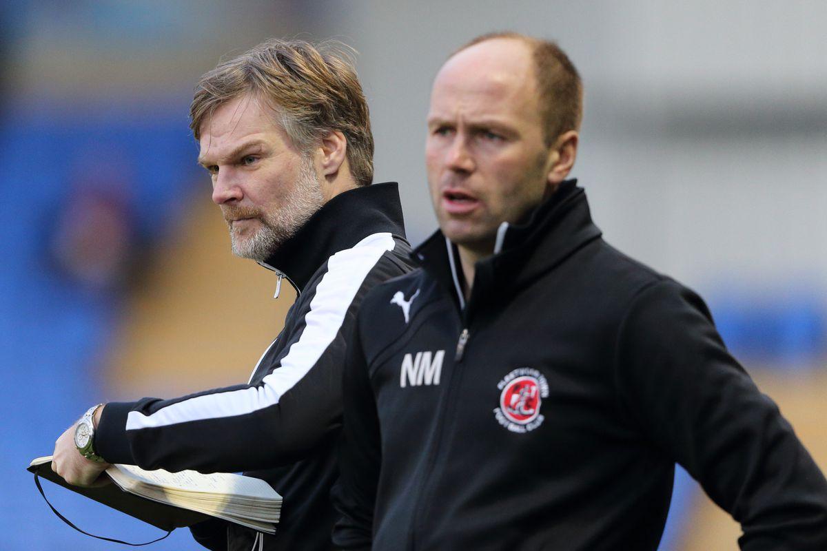Neil MacFarlane is the current head coach of Brentford B (AMA)
