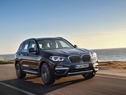 First Drive: The BMW X3 combines off-road capability with a premium feel