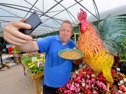 Going wild for Telford garden centre photo competition