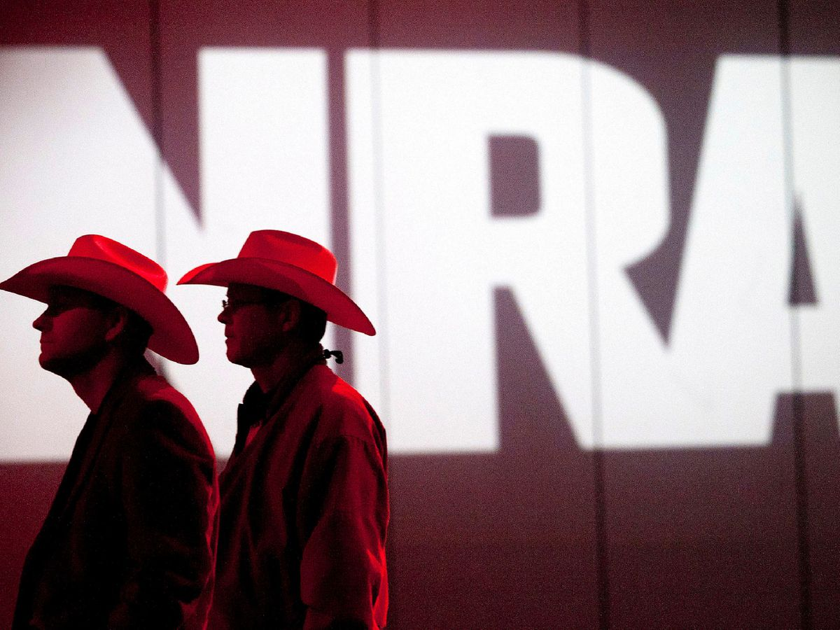 NRA Bankruptcy